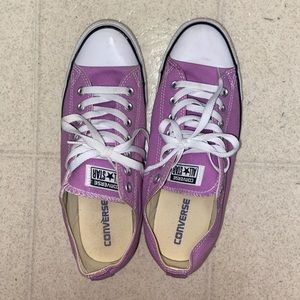 Lilac Converse